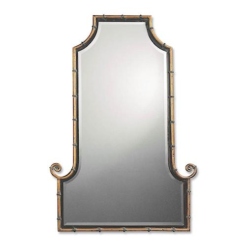 Uttermost Mirrors Himalaya Iron