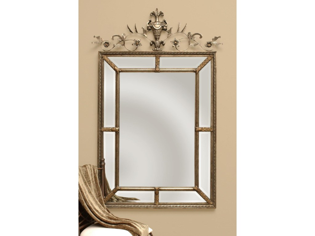 Uttermost MirrorsLe Vau Vertical