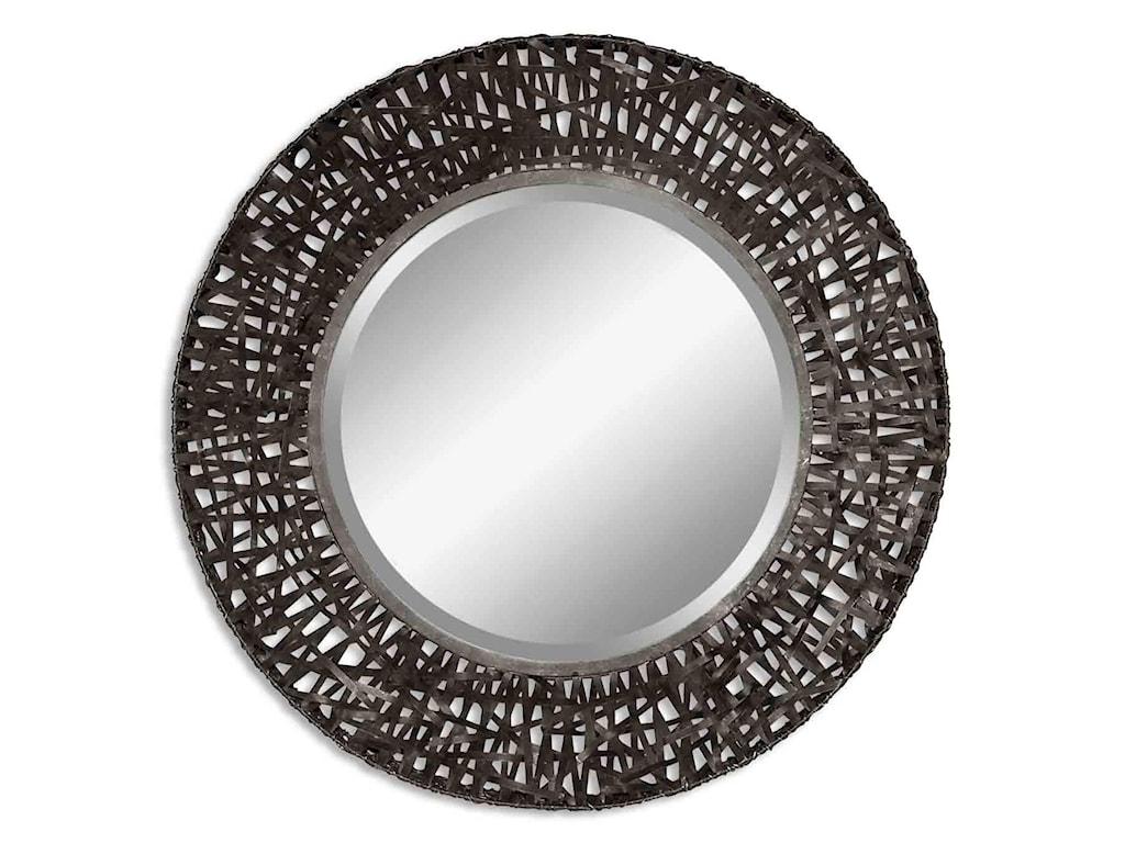 Uttermost Mirrors - RoundAlita Mirror