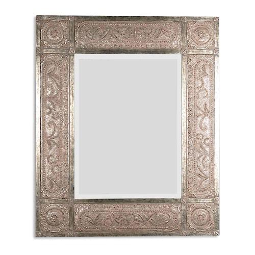 Uttermost Mirrors Harvest Serenity Mirror