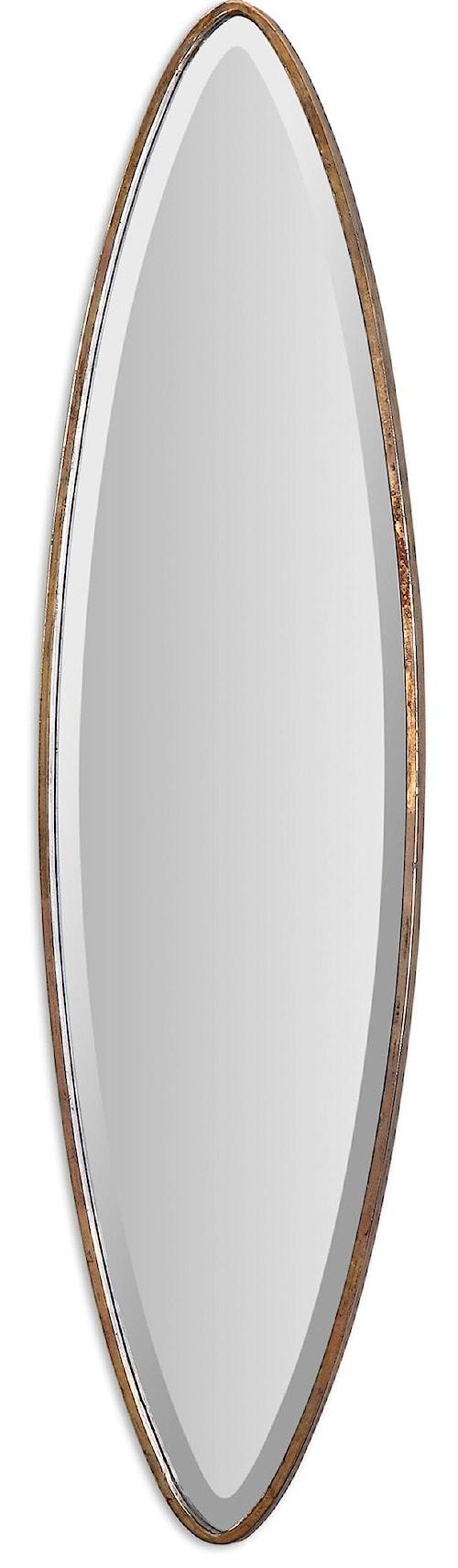 Uttermost Mirrors Ovar Gold Mirror