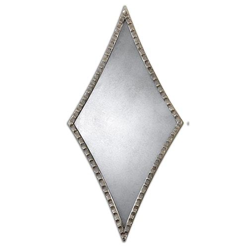 Uttermost Mirrors Gelston Silver Mirror