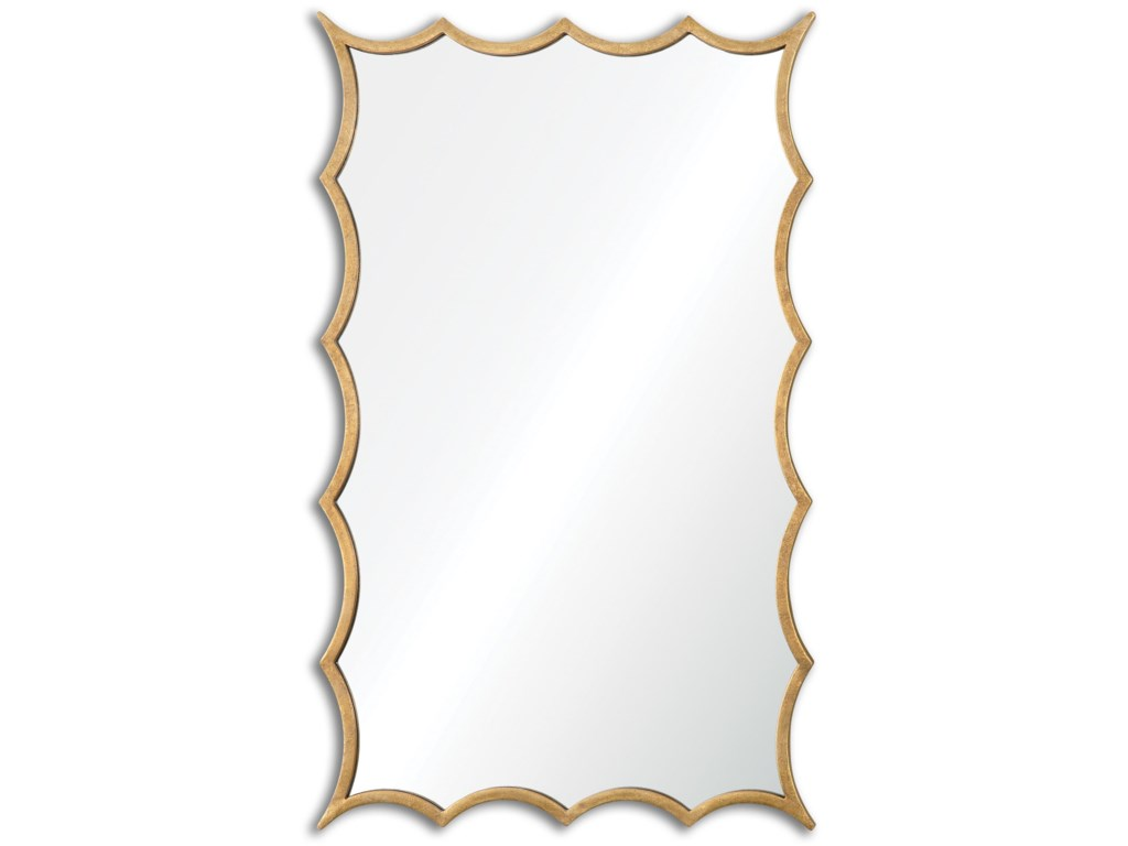 Uttermost MirrorsDareios Gold Mirror