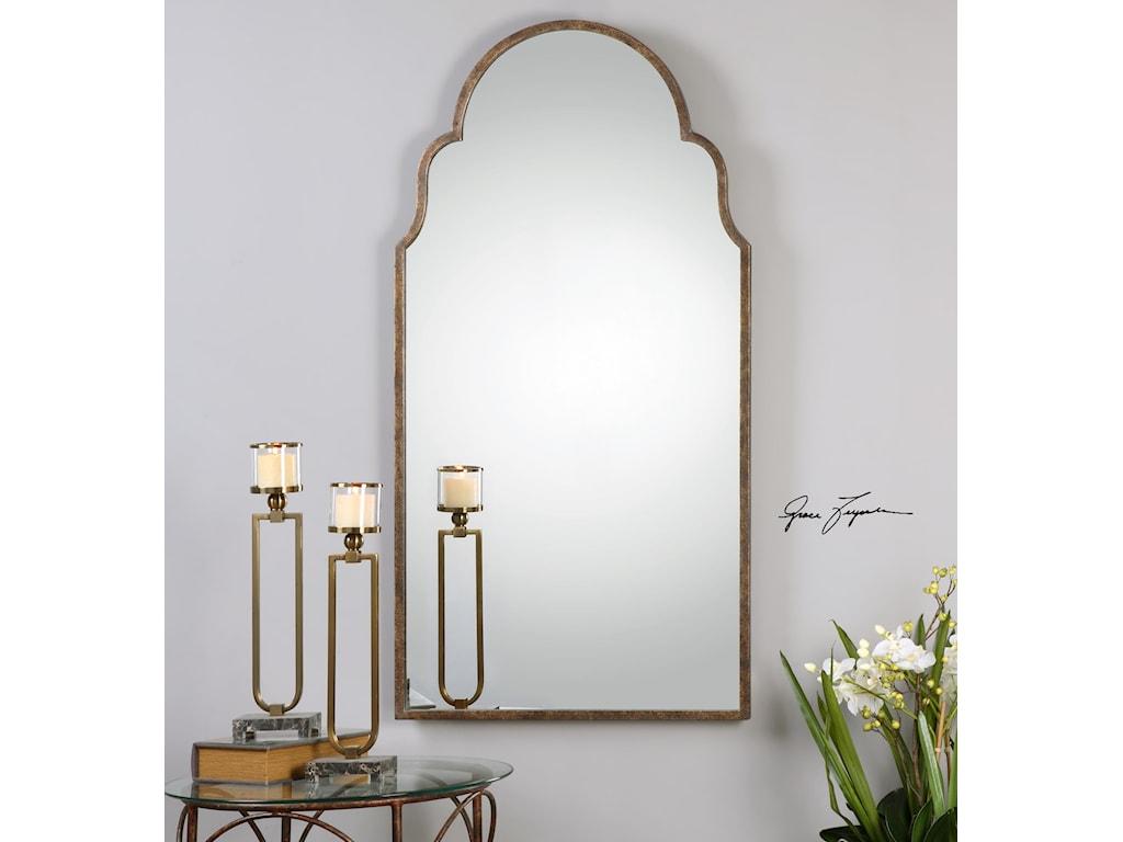 Uttermost Arched MirrorsBrayden Tall Arch Mirror