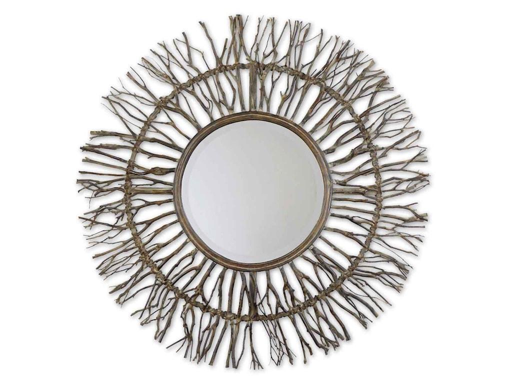 Uttermost Mirrors - RoundJosiah