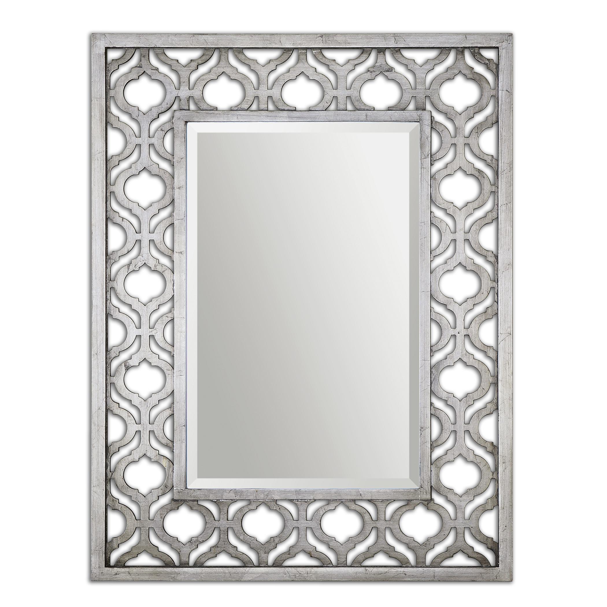 Nice Uttermost MirrorsSorbolo Silver Mirror ... Design Inspirations