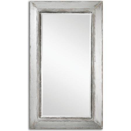 Lucanus Oversized Silver Mirror