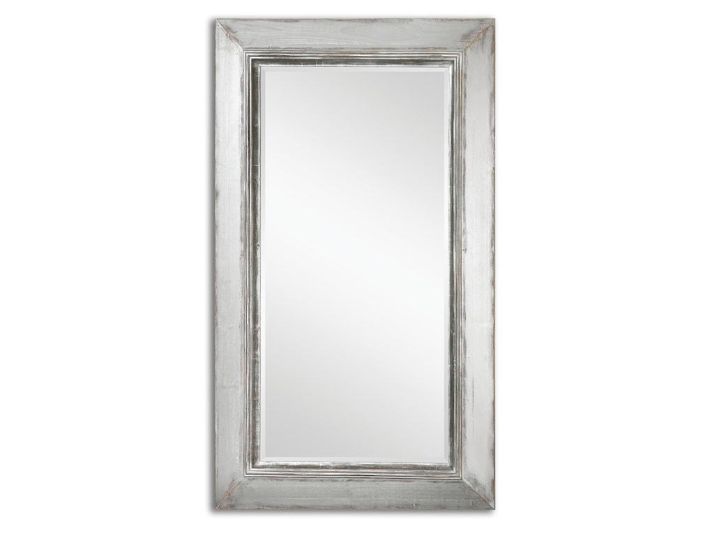 Uttermost MirrorsLucanus Oversized Silver Mirror