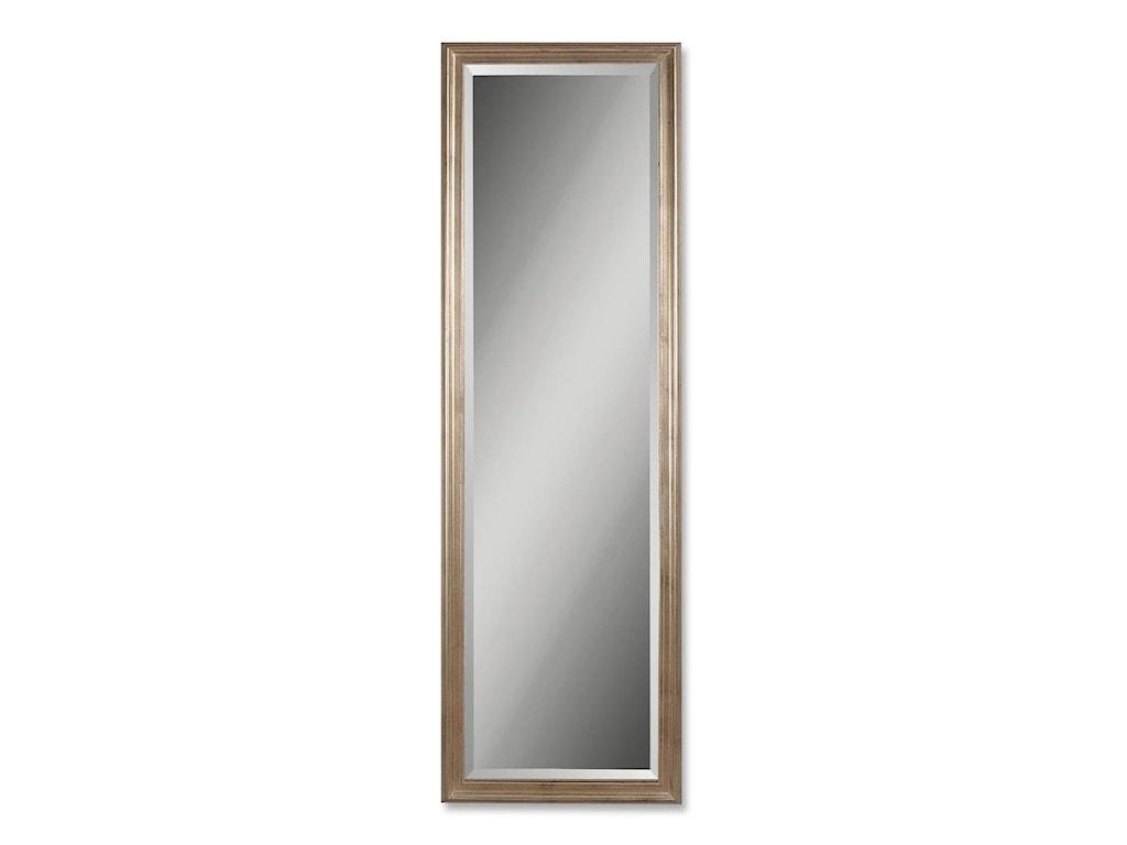 Uttermost MirrorsPetite Hekman Silver