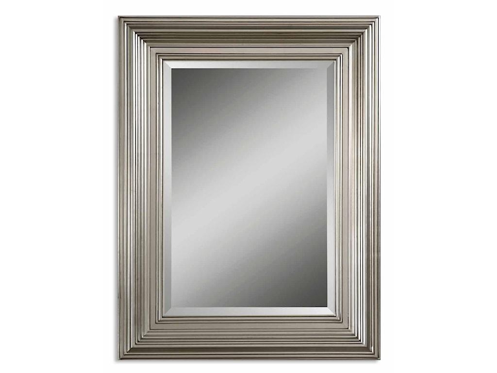 Uttermost MirrorsMario Silver