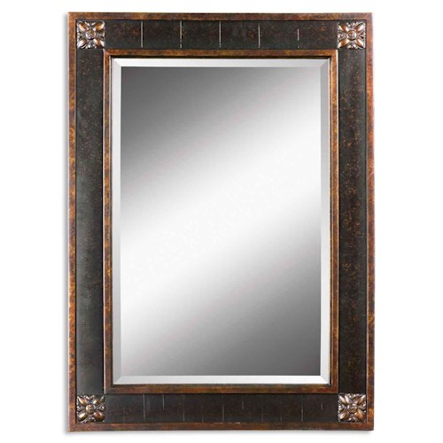 Uttermost Mirrors Bergamo Vanity