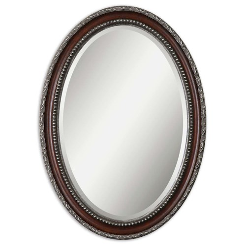 Uttermost Mirrors Montrose Oval