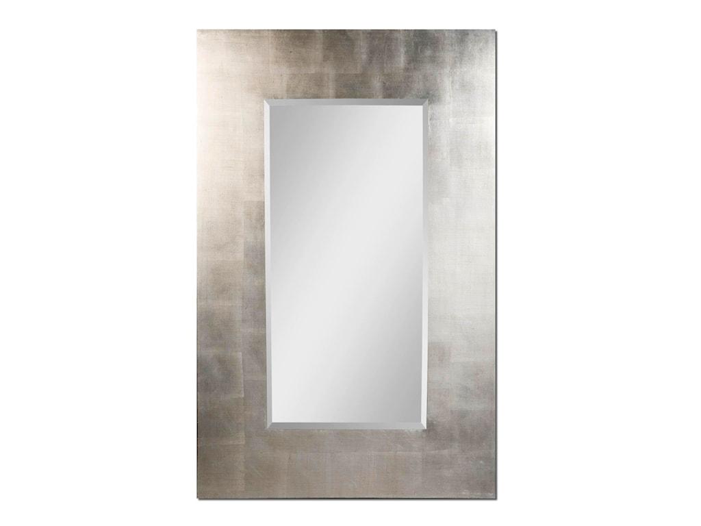 Uttermost MirrorsRembrandt Silver