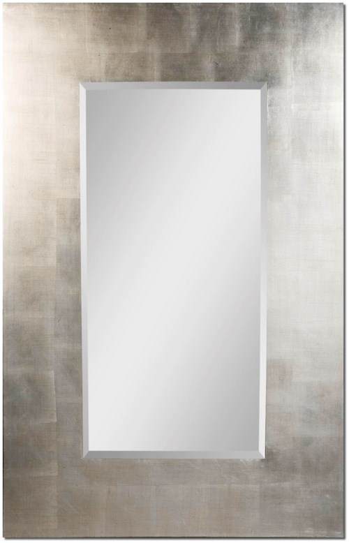 Uttermost Mirrors Rembrandt Silver