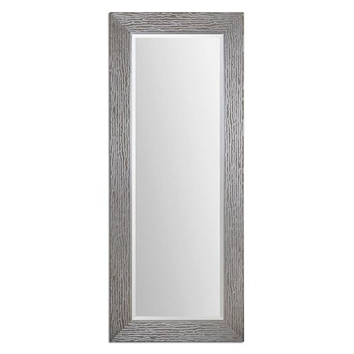 Uttermost Mirrors Amadeus Large Silver Mirror