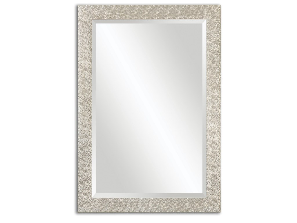 Uttermost MirrorsPorcius antiqued Silver Mirror