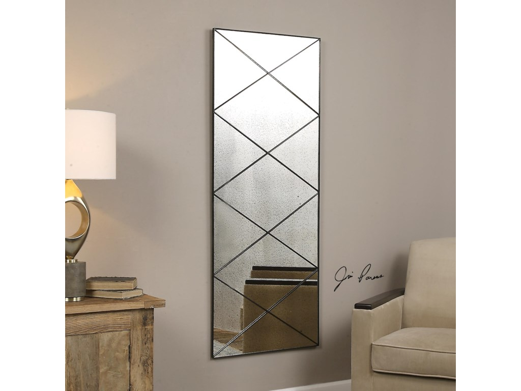 Uttermost MirrorsEmporia Antiqued Mirror
