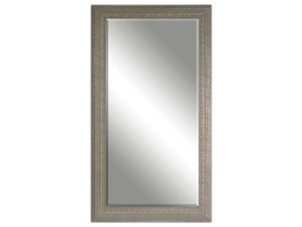 Uttermost MirrorsMalika Antique Silver Mirror