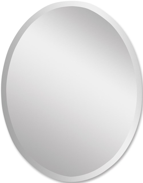 Uttermost Mirrors Vanity Oval