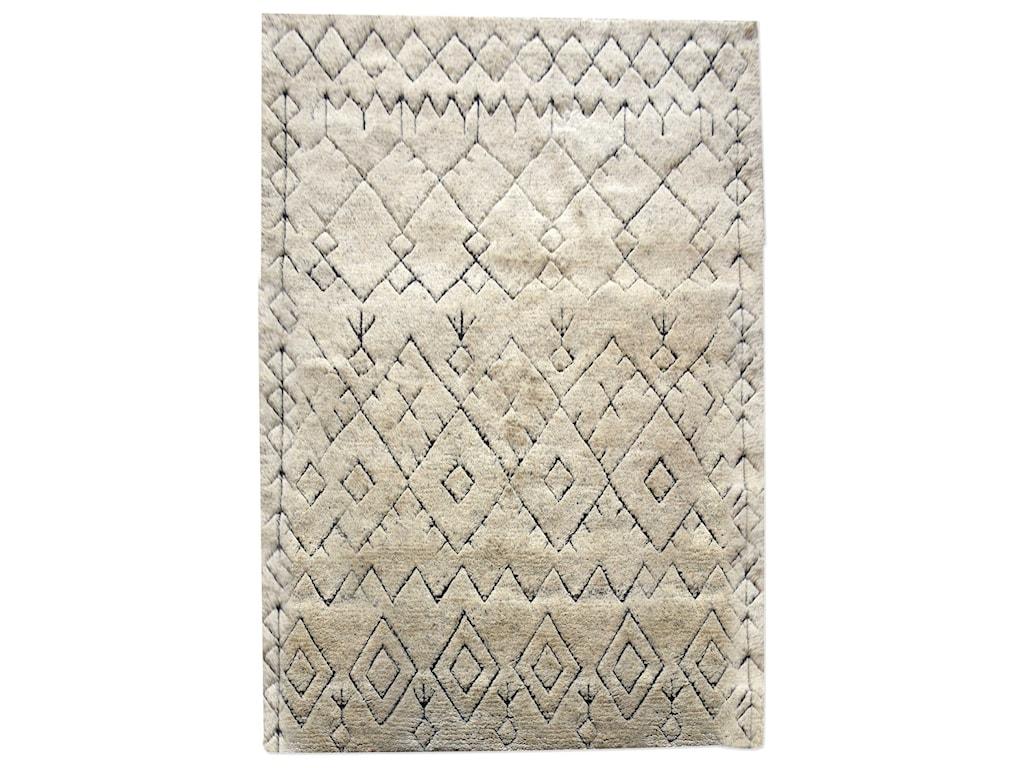 Uttermost RugsJaylin Wool 8 X 10 Rug
