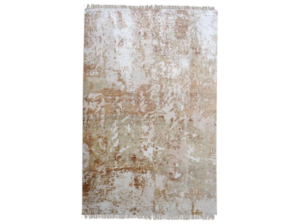Uttermost RugsAbera Abstract 6 X 9 Rug