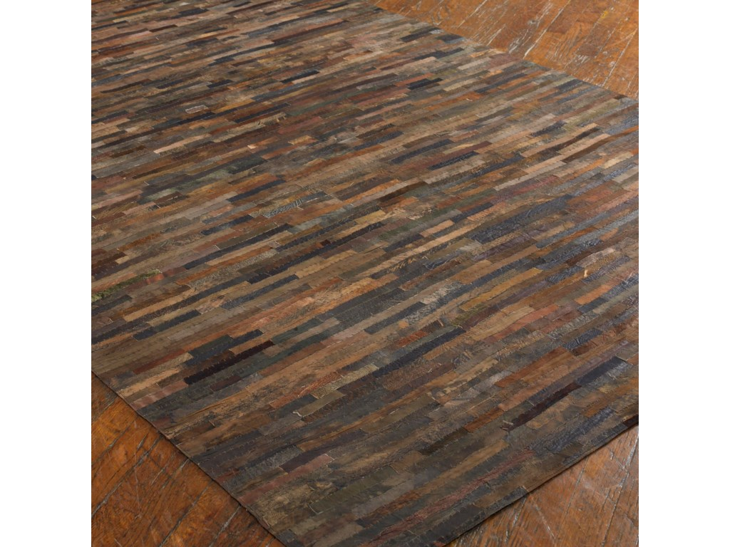 Uttermost RugsMalone 8 X 10 Patchwork Rug