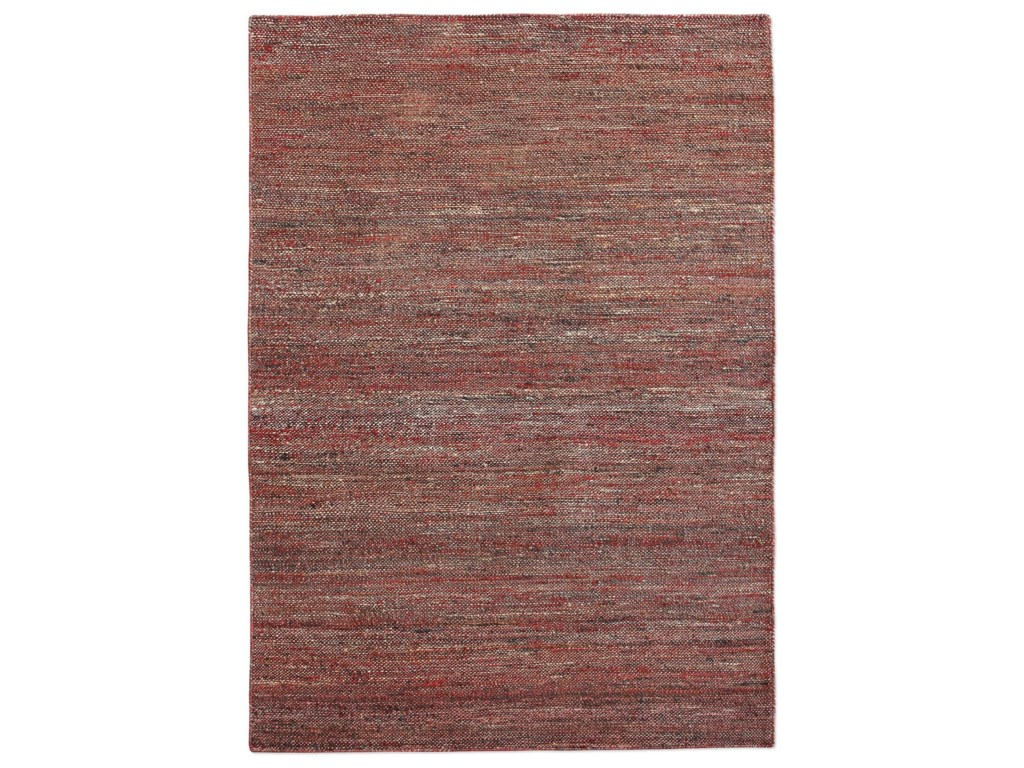 Uttermost RugsSeeley Rust 5 x 8 Rug