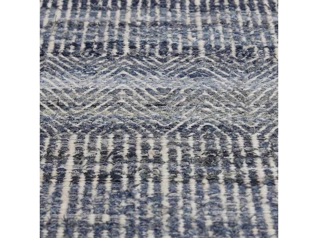 Uttermost RugsBolivia Blue 9 x 12 Rug