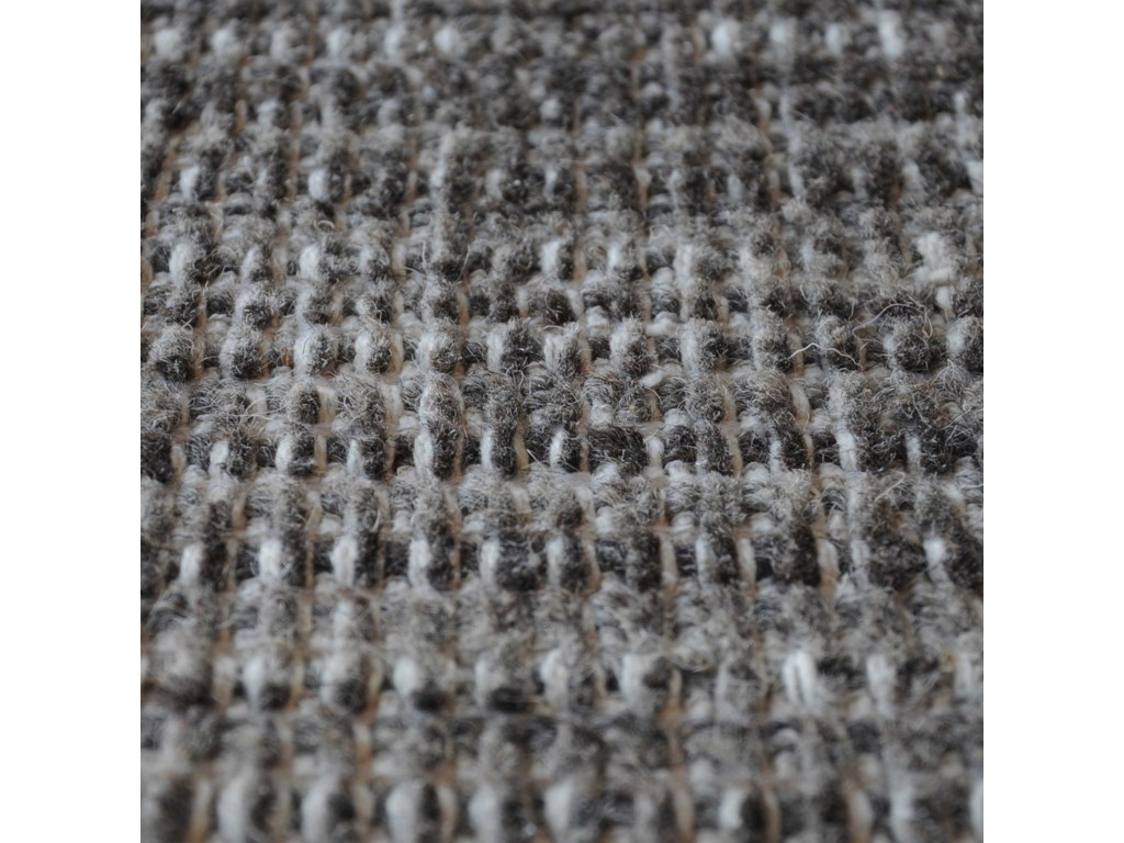 Uttermost RugsMedanos Charcoal 5 x 8 Rug