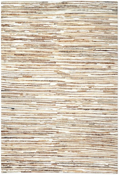 Uttermost Rugs Riviera Ivory Brown 9 x 12 Rug