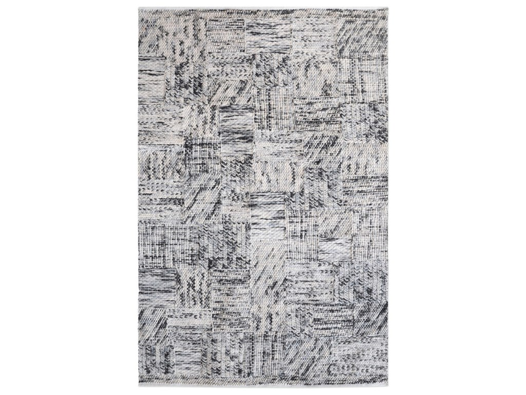 Uttermost RugsJunction Gray 9 x 12 Rug
