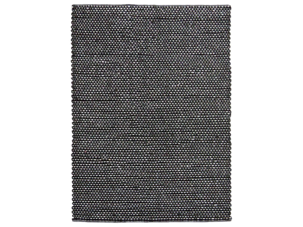 Uttermost RugsColemar Charcoal 5 x 8 Rug