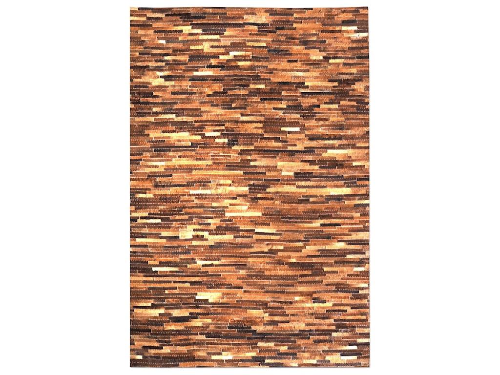 Uttermost RugsTiago Medium Brown 9 x 12 Rug
