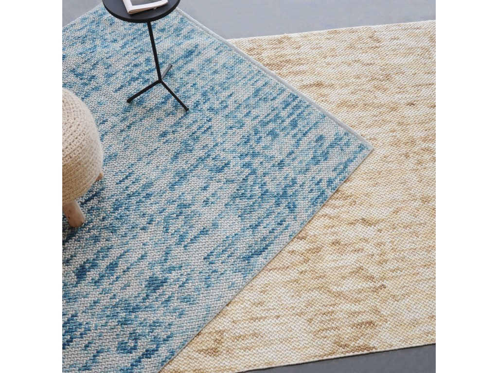 Uttermost RugsMojito Gray-Blue 9 x 12 Rug