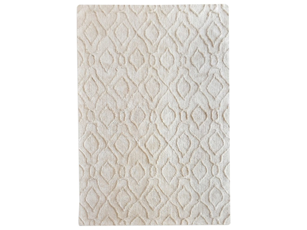 Uttermost RugsViver Light Beige 8 X 10 Rug