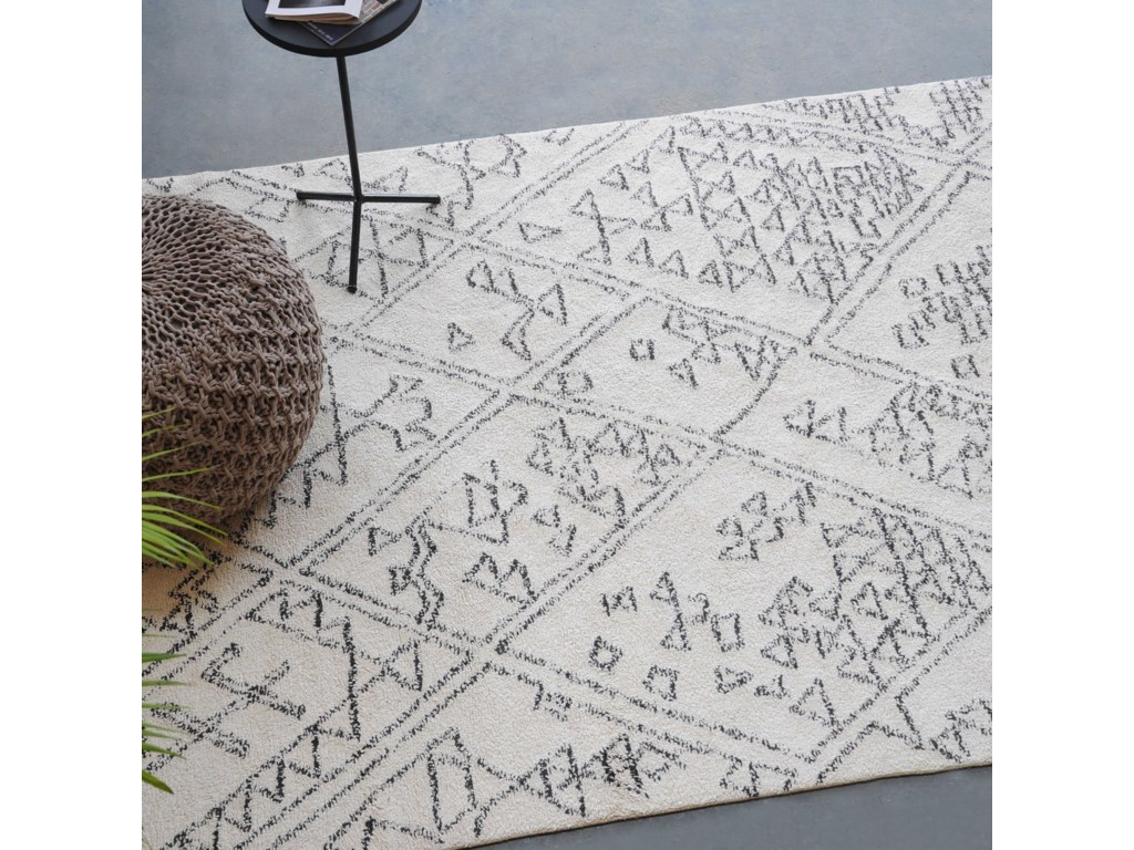 Uttermost RugsCampo Ivory 9 x 12 Rug