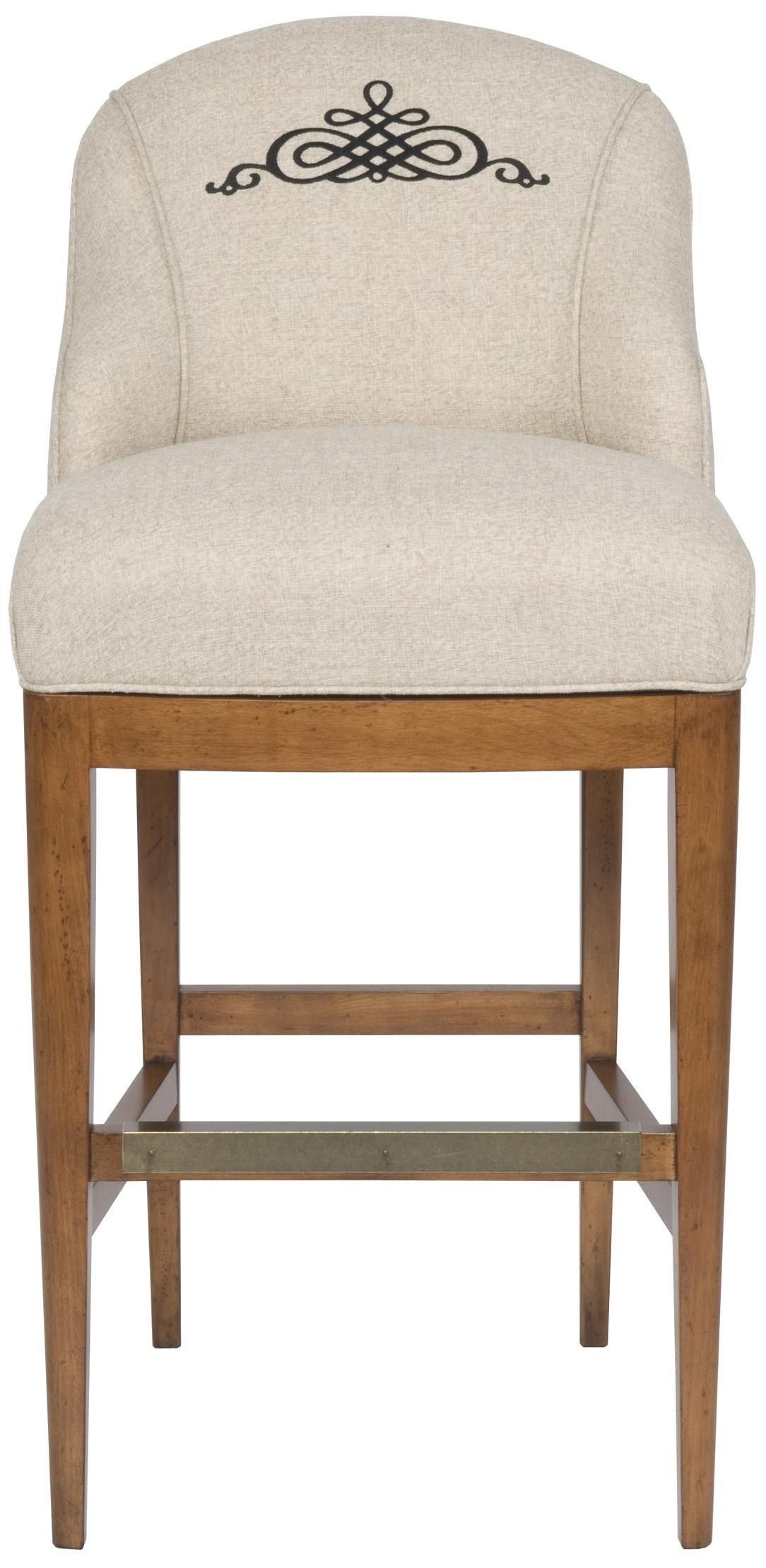 Vanguard Furniture Accent ChairsBar Stool ...
