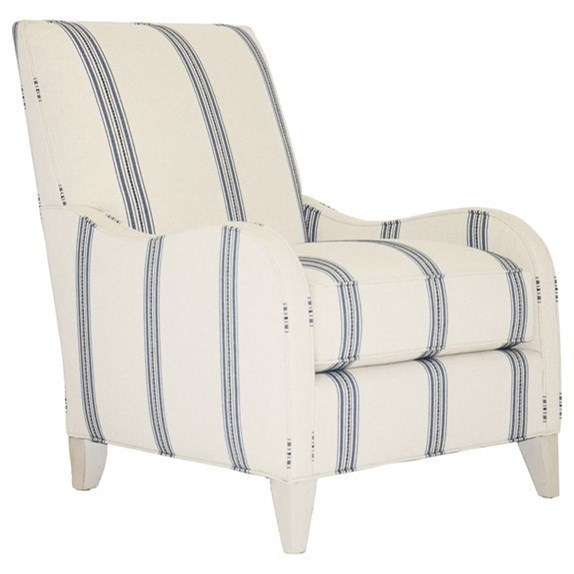 Vanguard Furniture Accent ChairsZoe Upholstered Chair