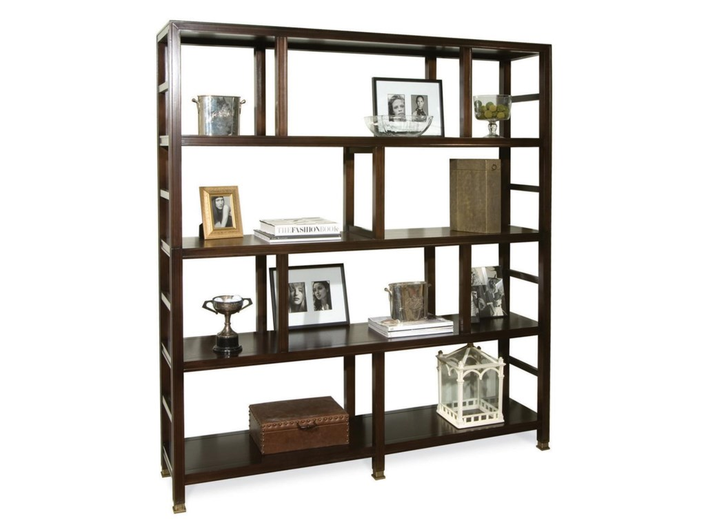 Vanguard Furniture Accent and Entertainment Chests and TablesBookcase