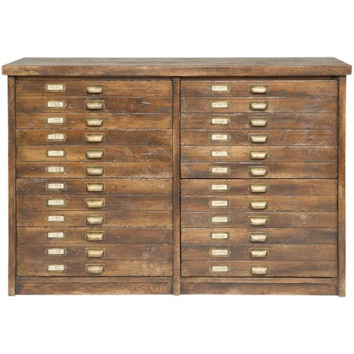 Vanguard Furniture Accent and Entertainment Chests and Tables Map Chest Entertainment Cabinet