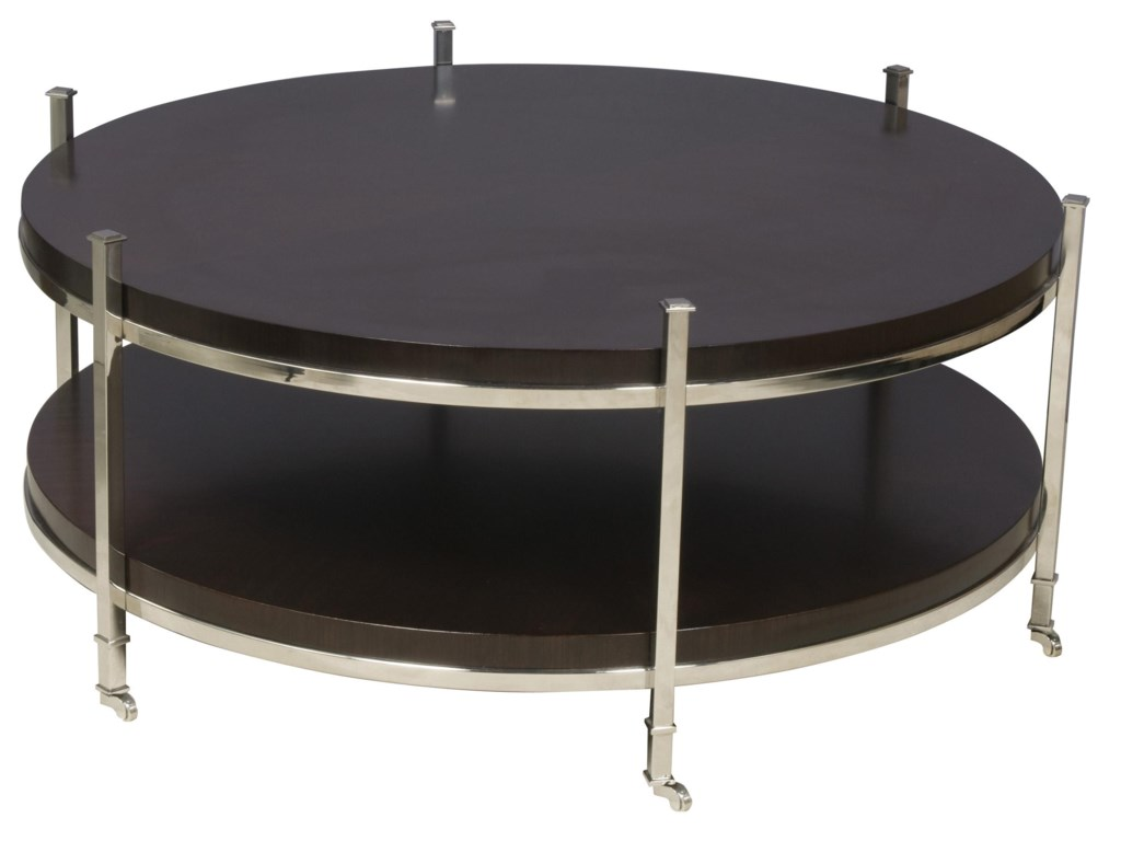 Vanguard Furniture Accent and Entertainment Chests and TablesCocktail Table