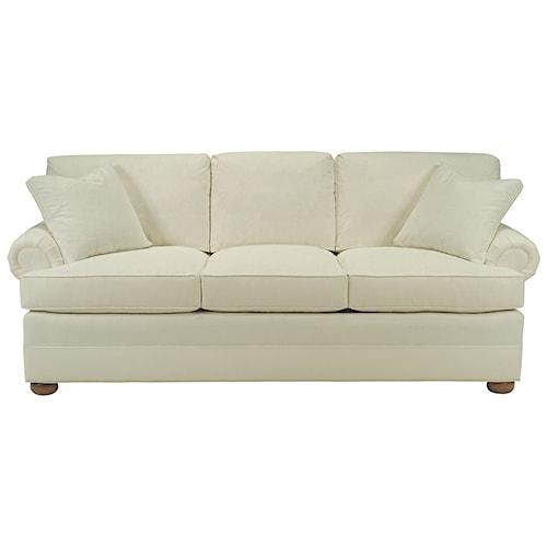 vanguard furniture american bungalow the pines sofa sprintz