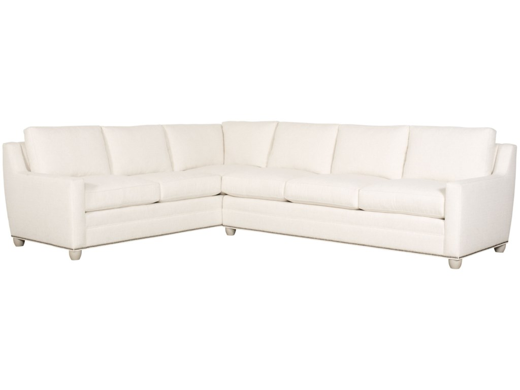 Vanguard Furniture American BungalowFairgrove Sectional