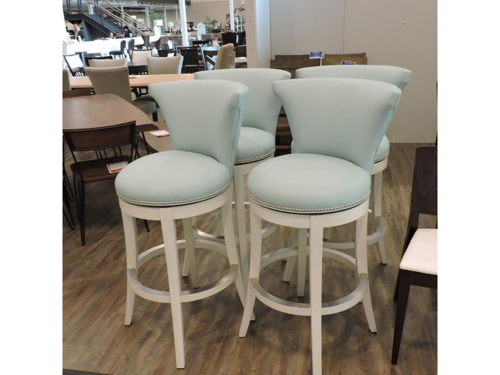 Vanguard Furniture ClearancePair of Avery Swivel Stools