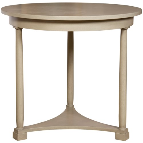 Vanguard Furniture Compendium Cyril Lamp Table with Shelf