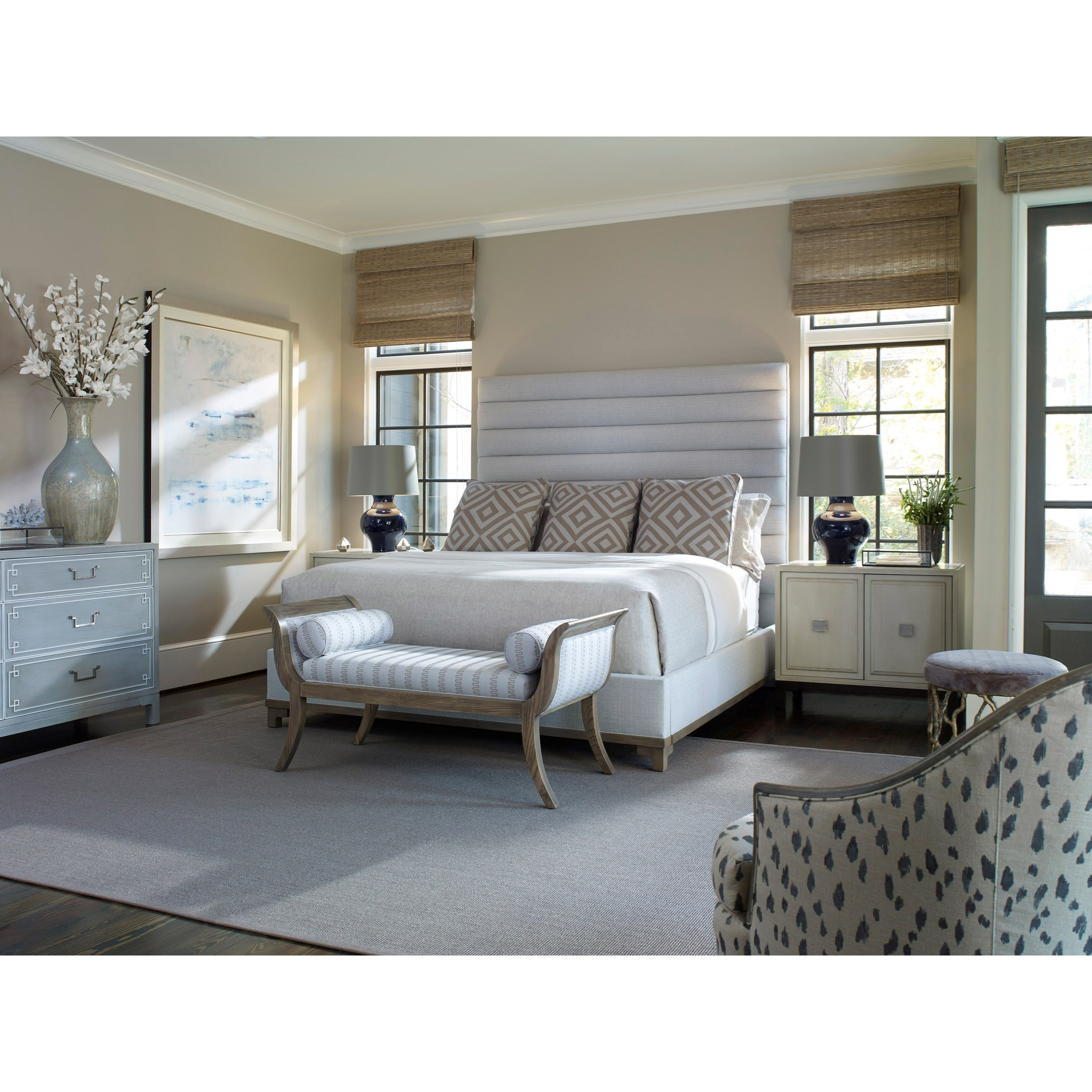 ... Vanguard Furniture KelseyKelsey King Platform Bed