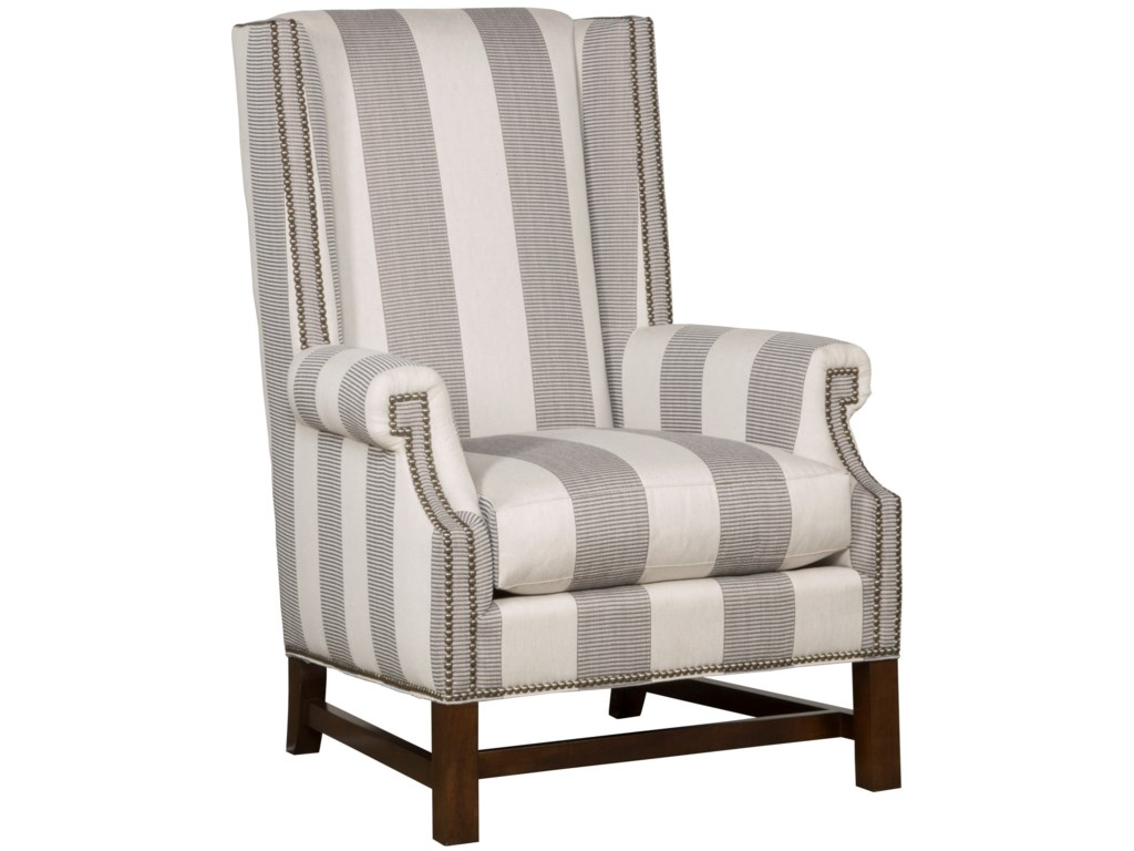 Vanguard Furniture Michael Weissalbert Wing Chair