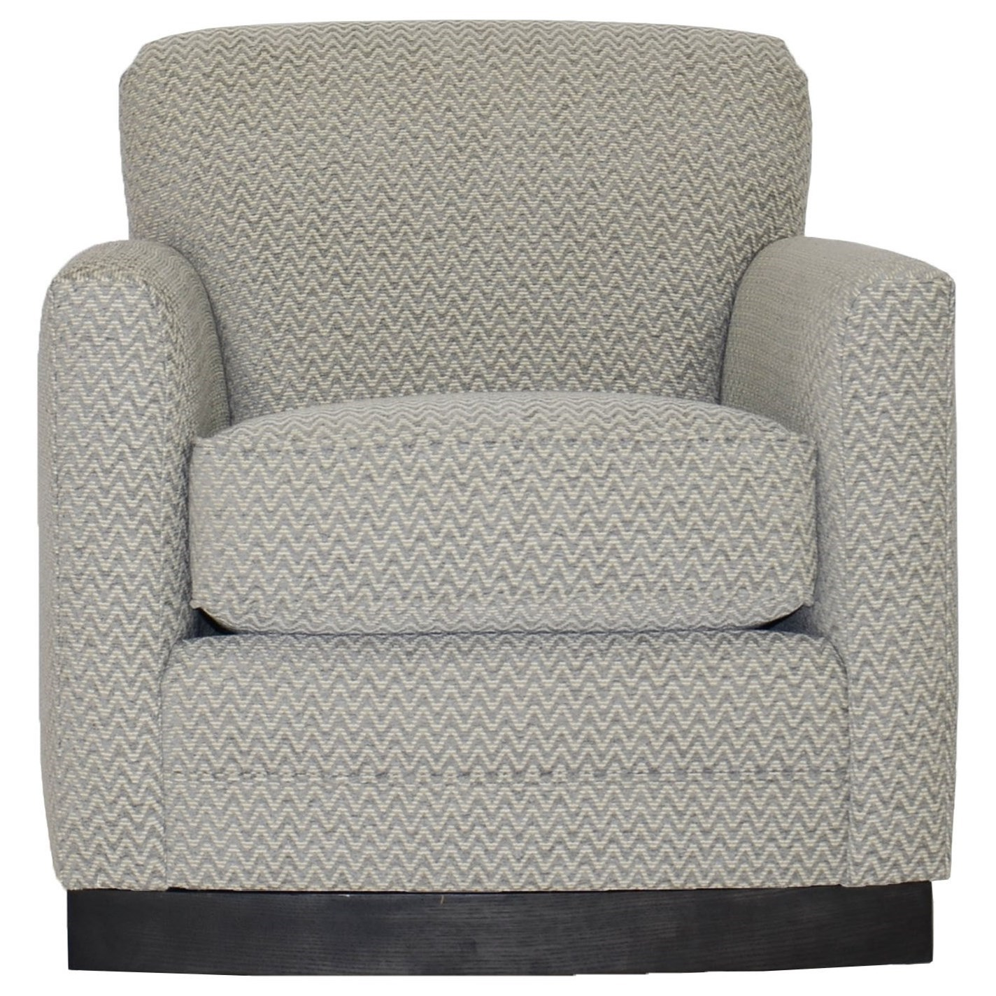 Vanguard Furniture Michael WeissParis Swivel Chair