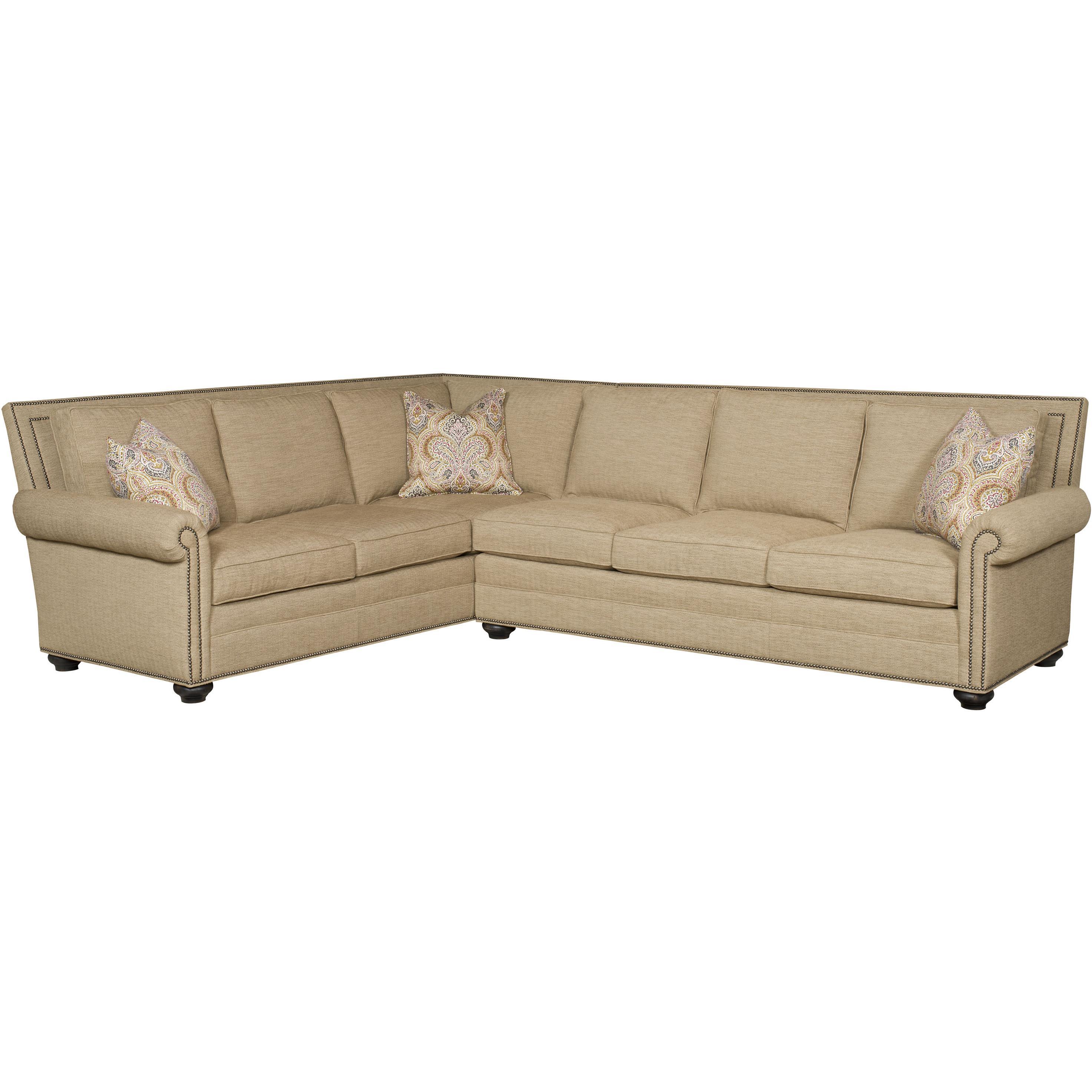 Vanguard Furniture SimpsonTraditional Sectional