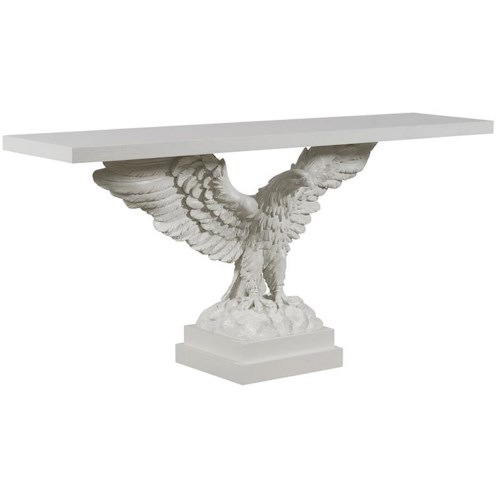 Vanguard Furniture Thom Filicia Home Collection Copake Eagle Console Table